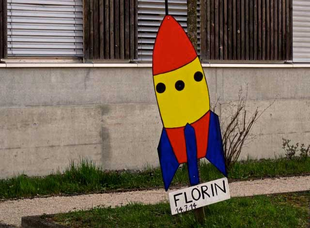 Bienvenue à Florin!