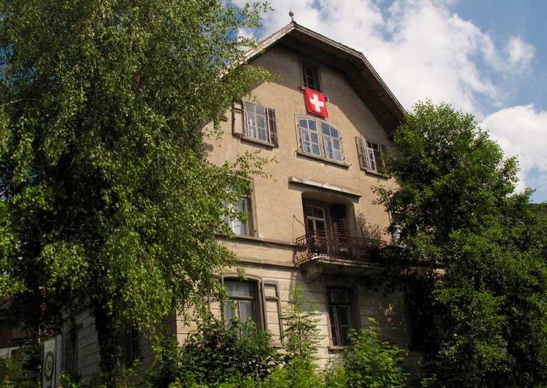 365 x Sempach La maison Friedau à Sempach est promise à une démolition prochaine