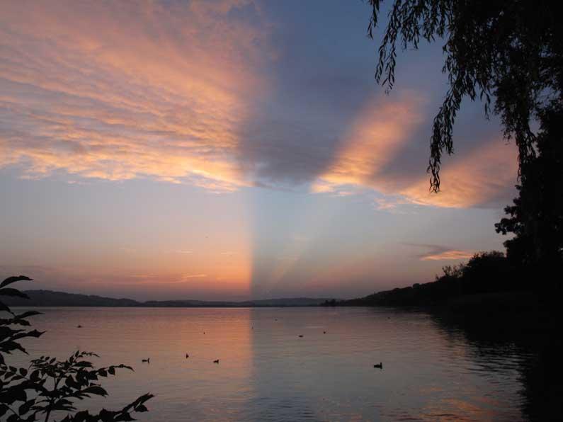 Au soleil couchant (3), avec effets spéciaux