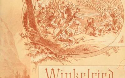 Winkelried sur la scène lyrique